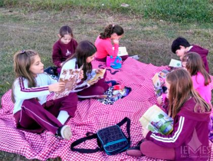 Projeto Voe Alto incentiva hábito de Leitura